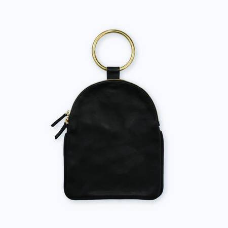 Otaat / Meyers Collective Large Leather Ring pouch