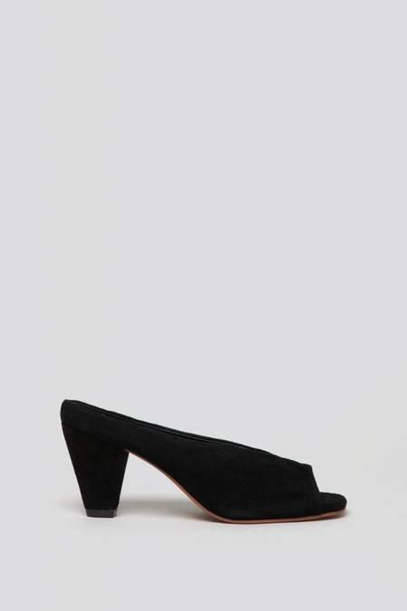 Rachel Comey Rouse Heel - Black Suede