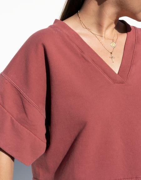 Rachel Comey Tender Sweatshirt - Rust