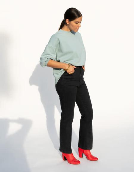 Rachel Comey Fond Sweatshirt - Seagreen