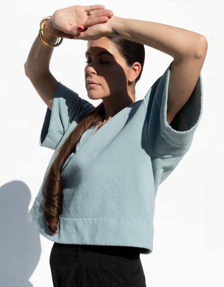 Rachel Comey Tender Sweatshirt - Seagreen