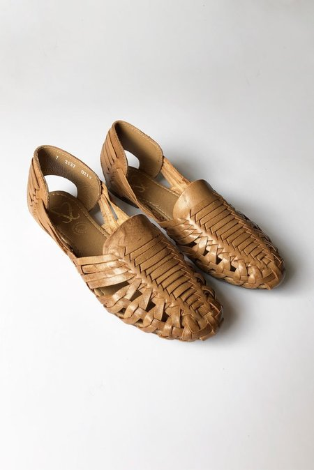 Fiesta Feet HUARACHE SANDAL - BROWN