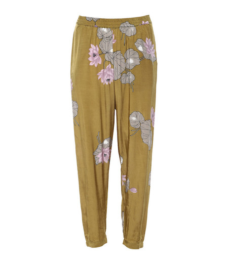 Rabens Saloner Ingemarie Pants - Curry