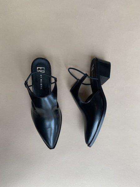E8 by Miista Tyra Shoe - BLACK