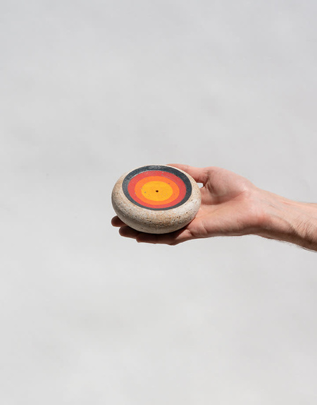 MQuan Incense Burner - Bullseye