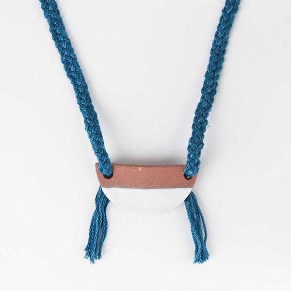 Gamma Folk No.33 Necklace