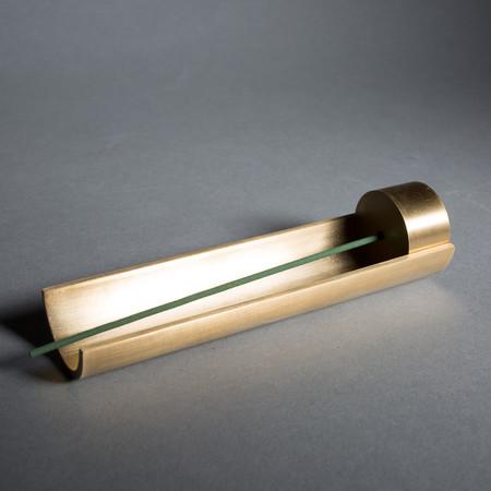 Cinnamon Projects Circa Brass Burner