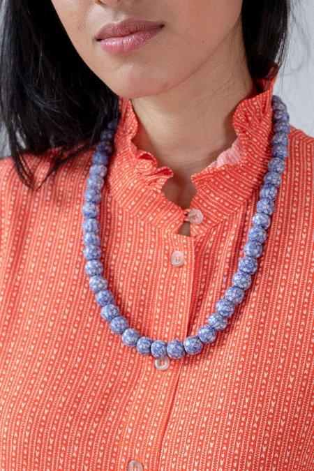 August Market Ghana Goods Necklace