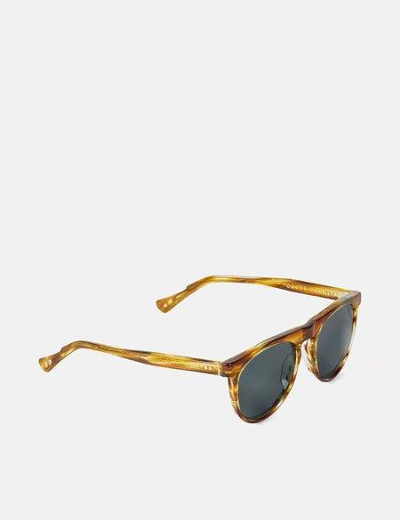 Oscar Deen Otis Sunglasses - Havana
