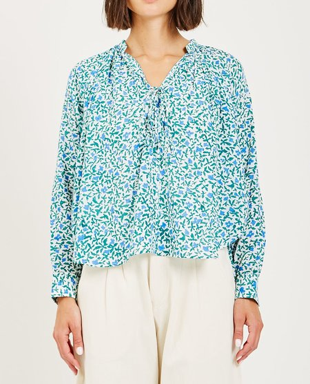 Mii Collection VIOLETTE TOP - GREEN