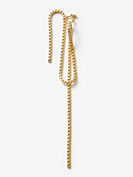 Monday Edition Phorcys Single Clip Earring