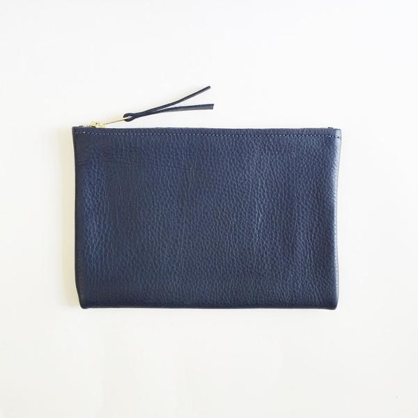 ARA Handbags - Navy Clutch No. 1