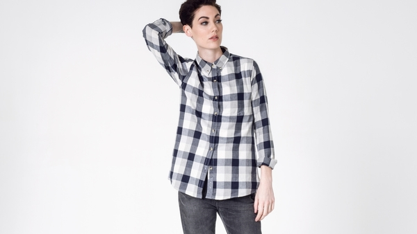 Peau de Loup for Wildfang The Mace Shirt