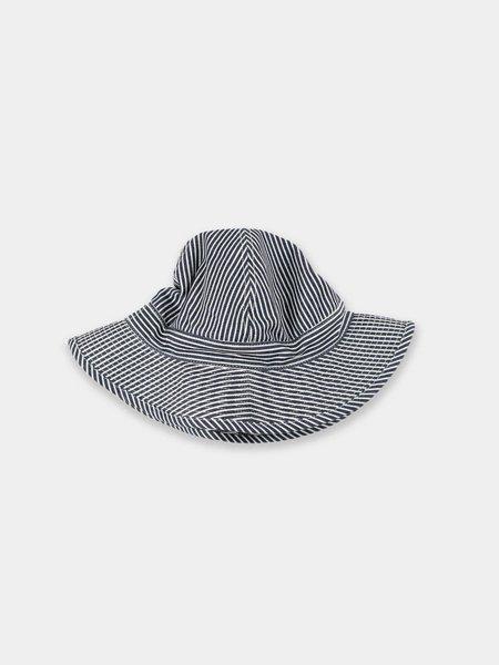 b2c38965 ... Orslow US Navy Denim Hat - Hickory Stripe