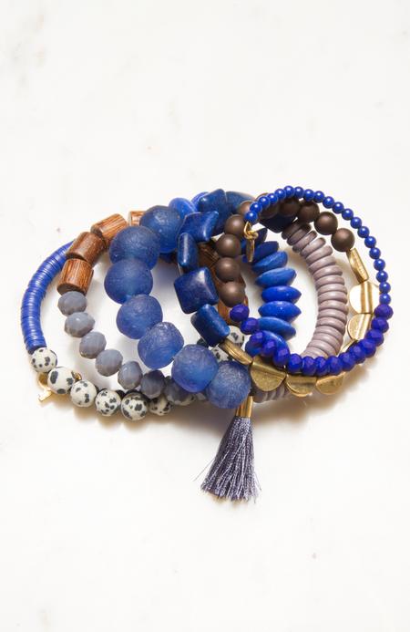 David Aubrey Inc Wrap Bracelet