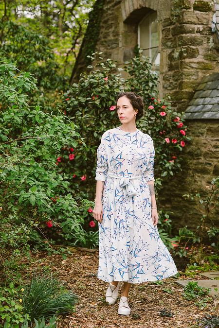 Mii Floral Dress