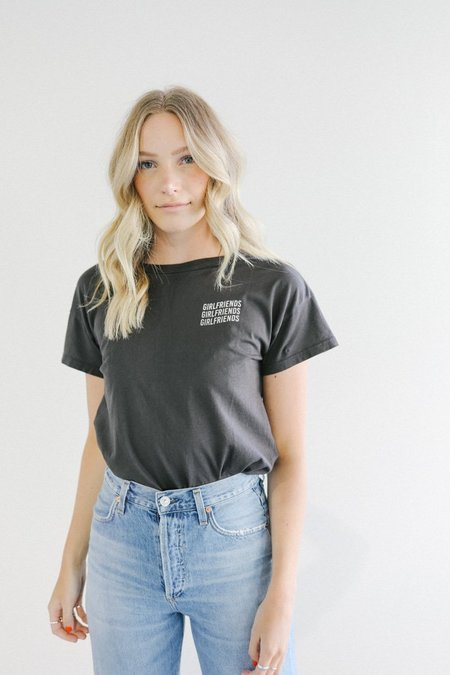 Mate the Label Boxy T-Shirt - Girlfriends Graphic