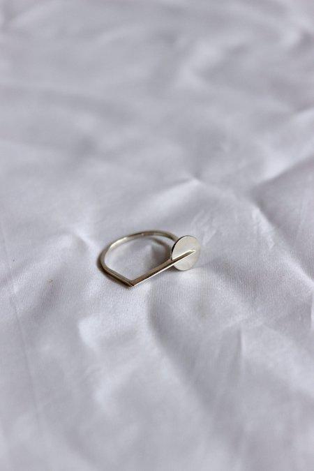 Lio + Linn Moonshine Ring - Sterling silver