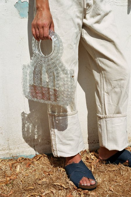 EE Handmade Square Basket