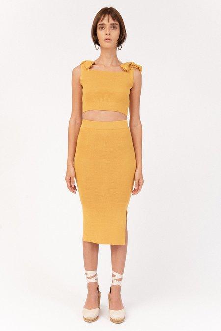 AYNI Felicia Skirt - Ginger