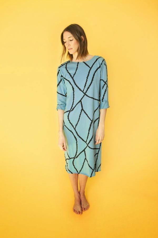 Ilana Kohn Louie Tee Dress