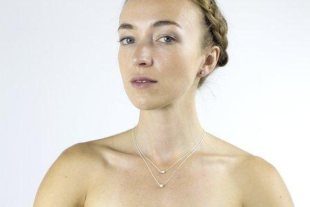 Andrea Shelley Nebula Necklace - Sterling Silver