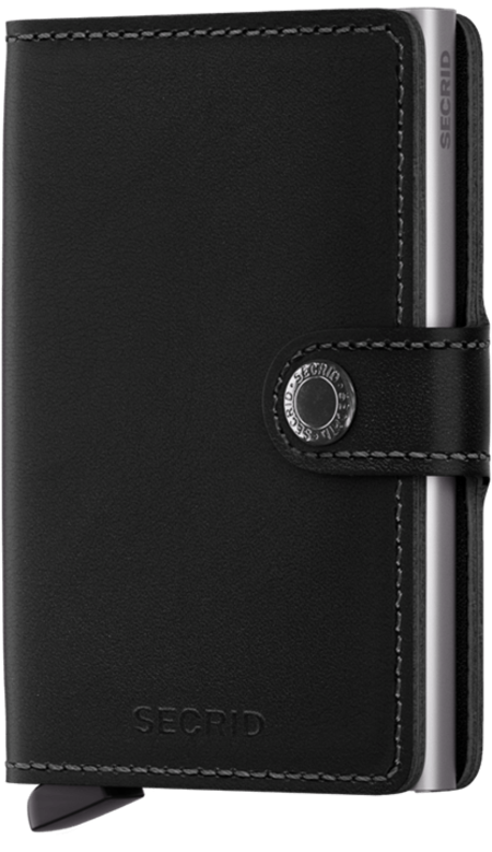 Secrid Miniwallet - Original Black
