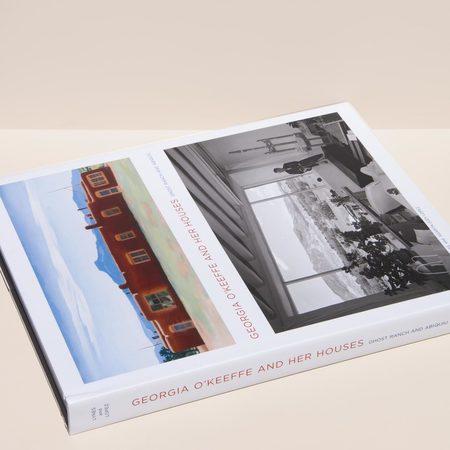 Georgia O'Keeffe & Her Houses book