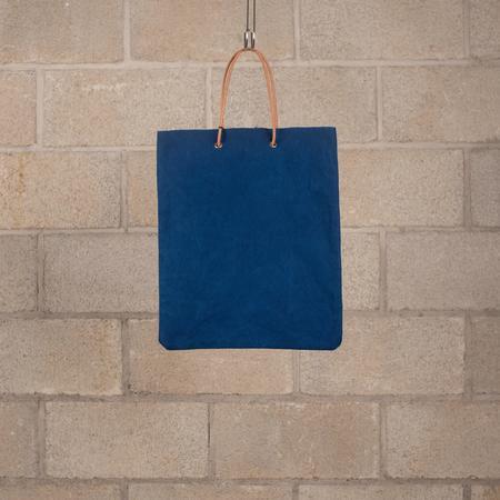 Tembea Paper Bag - Mid Indigo