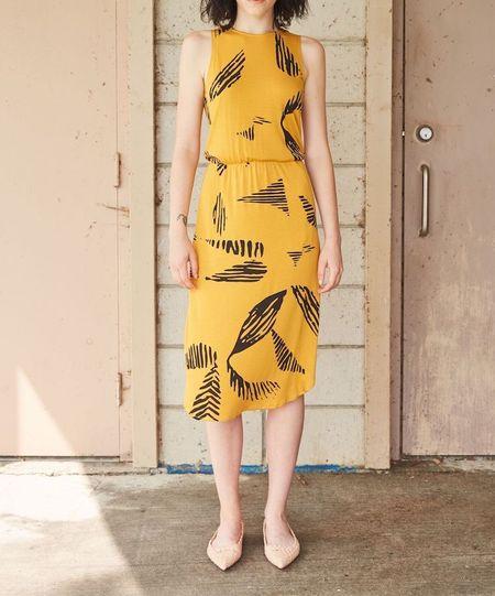 Dagg & Stacey Maida Dress - Golden