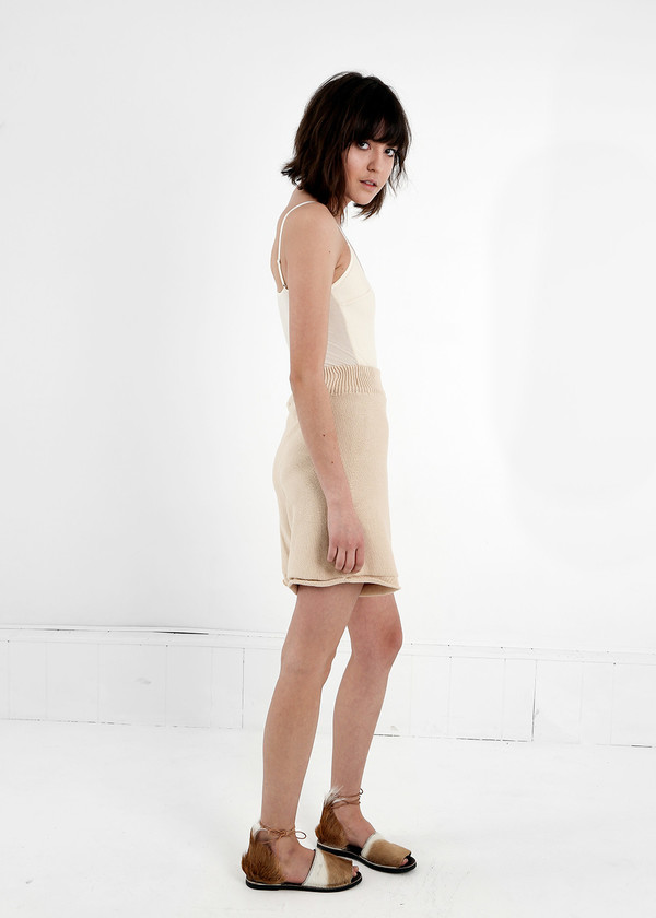 Baserange Orleans Knit Shorts