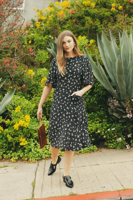 Maria Stanley Botanical Hailey Dress - MULTI