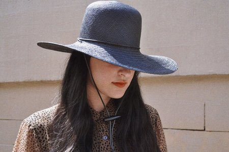 Brookes Boswell Suncrest Hat - Black