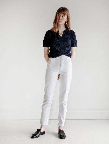 ECKHAUS LATTA Classic EL Jeans - White