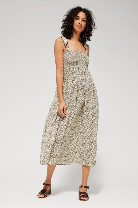Lacausa Sycamore Dress - Butter