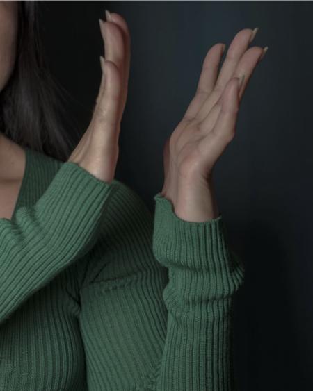 Baserange Knitwear - Green