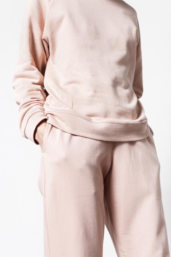 Base Range Basic Sweatshirt | Cream