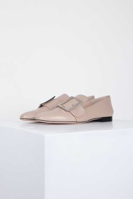BALLY Janelle Loafers - Skin