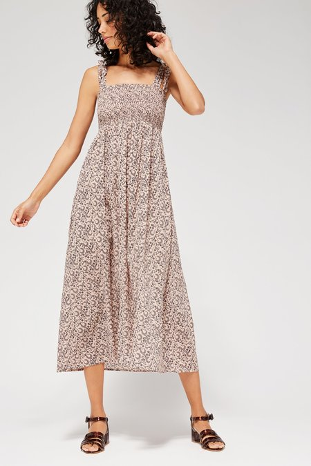 Lacausa Sycamore Dress - Muse