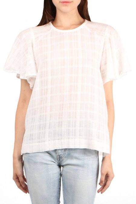 Hansel from Basel Celia Top - white