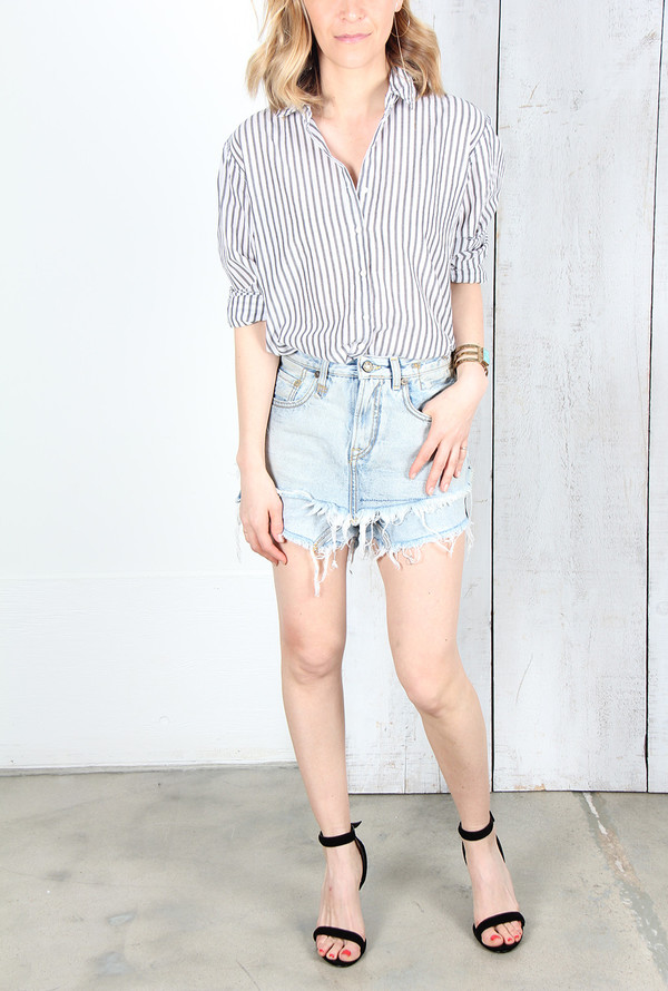 R13 DOUBLE LAYER SHORT