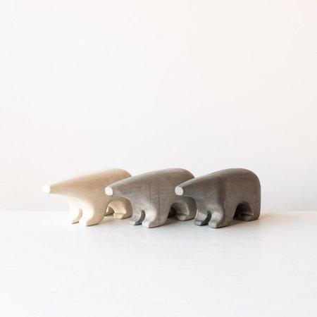 Nadine Hajjar Léo The Bear Sculpture
