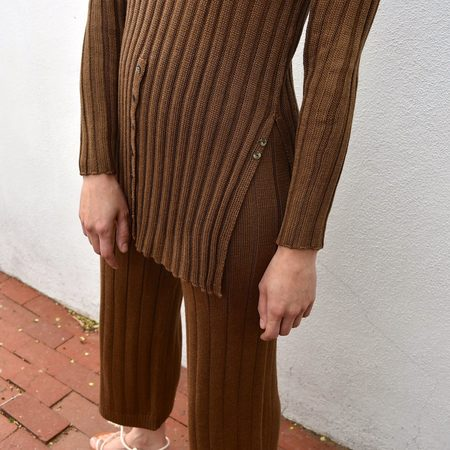 Kordal Eve Sweater - Ochre