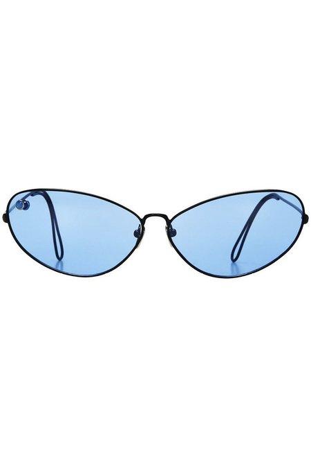 Poms Ello Opal Sunglasses - Blue
