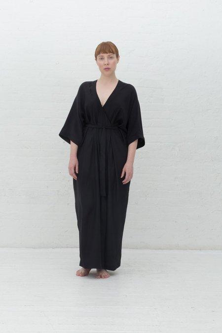 Vincetta Lilian Kimono - Black