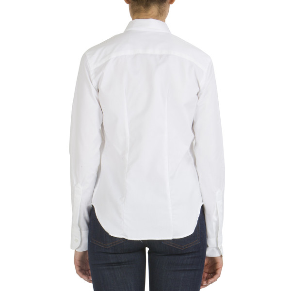 NAKED AND FAMOUS OXFORD BLOUSE