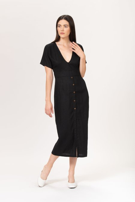 Bel Kazan Zoe Dress - black