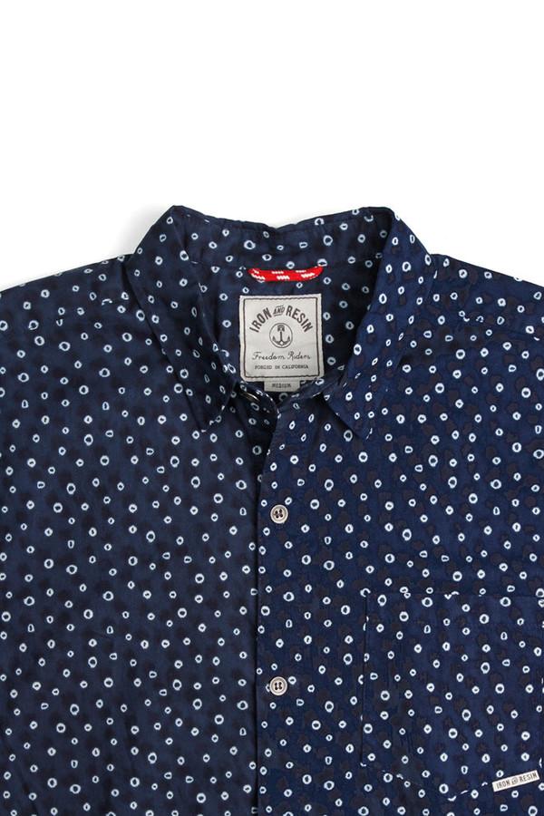 Iron & Resin Sensei Shirt Navy
