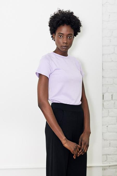 Corinne Collection Everyday Tee - Lilac
