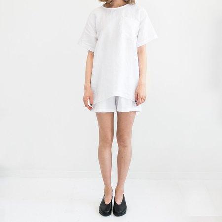 LLOYD Linen Short - White